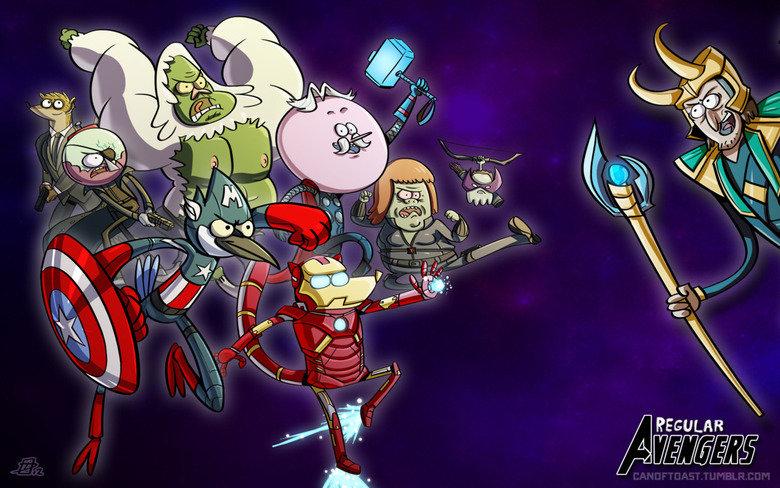 Regular Avengers. favorite mash-up. REGULAR. OOOOOOOOOOOOOOOOOOOOOOOOOOOOOOOOOOOOOH!!!!