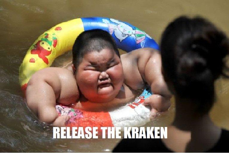 Release The Krakenn!. .