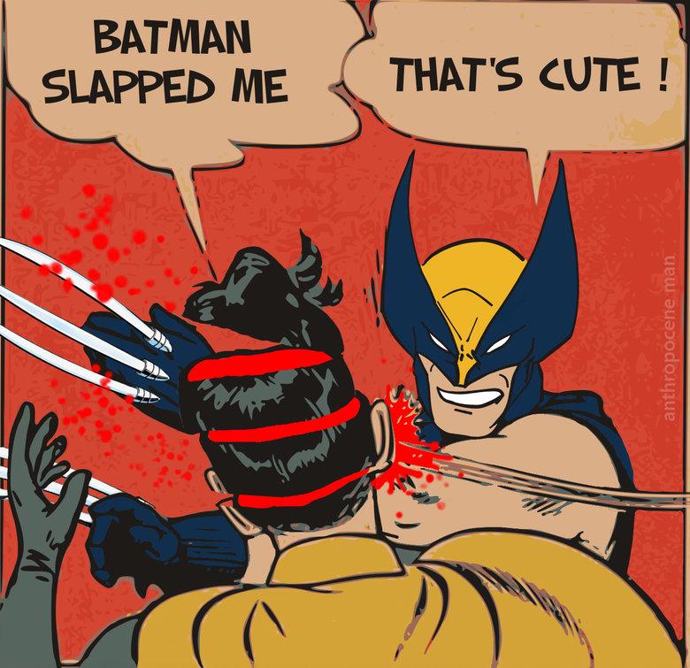 Robin Complains. .