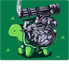 robo turtle. .. I made it