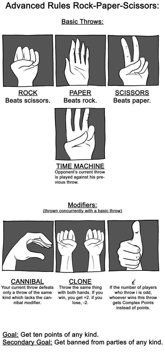 rock paper scissors machine