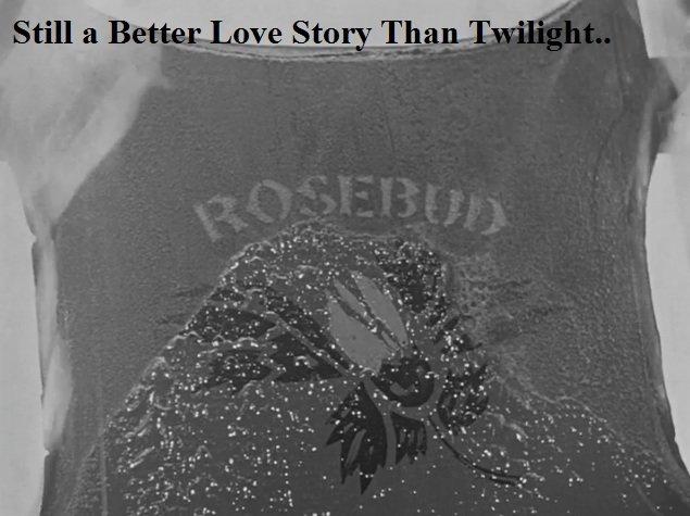 Rosebud. This Is A Description..