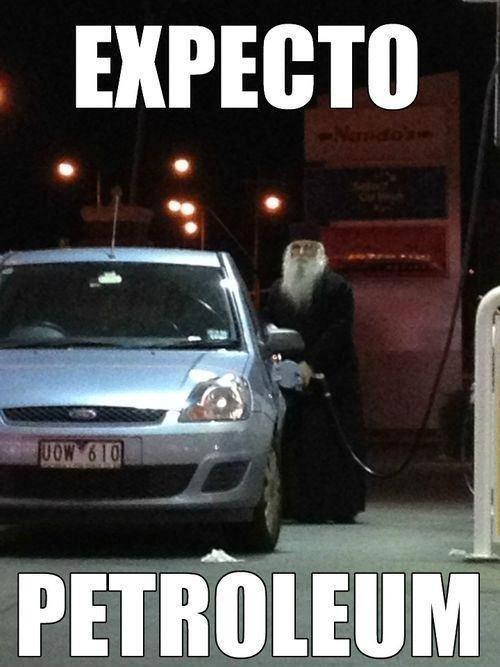 "Rubeus ""Swagrid"" Hagrid. Albus Dubeldore.. he is a greek orthodox priest petroleum internet wizard Gas majestic beard"