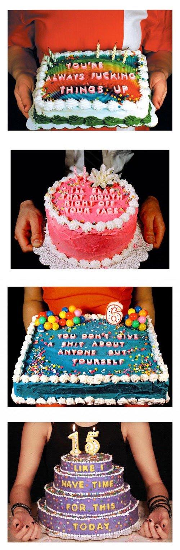 Rude Cakes Youtube