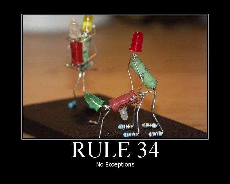 Thirty four rule Portal