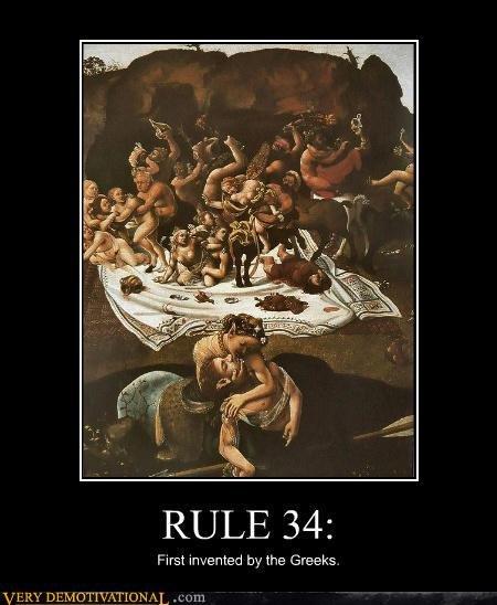 rule 34. . RULE 34 the Greeks.