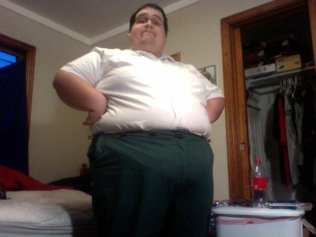 SHUT UP MEG (HAPPY HALLOWEEN). My Halloween costume Happy Halloween, you guys!.. You're very fat. I like your costume.