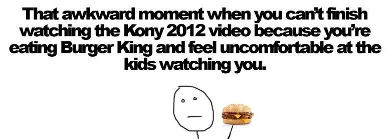 Sad Truth. . Icar' Kony awkward moment poker face sad