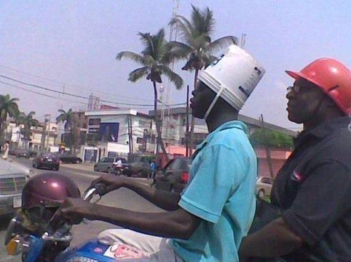 Safety First. .