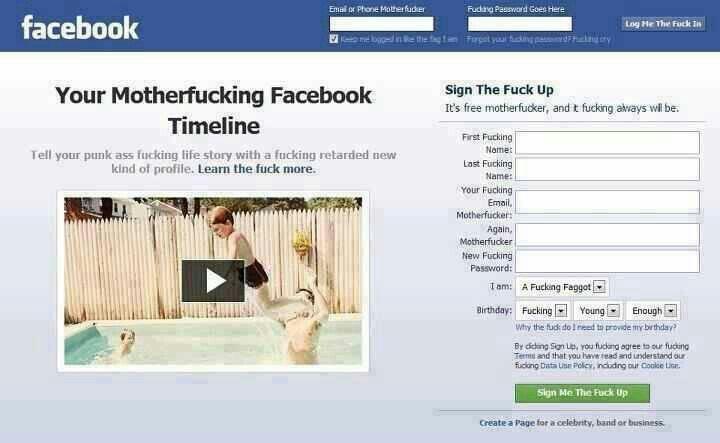Sam L Jackson signs up for Facebook. .