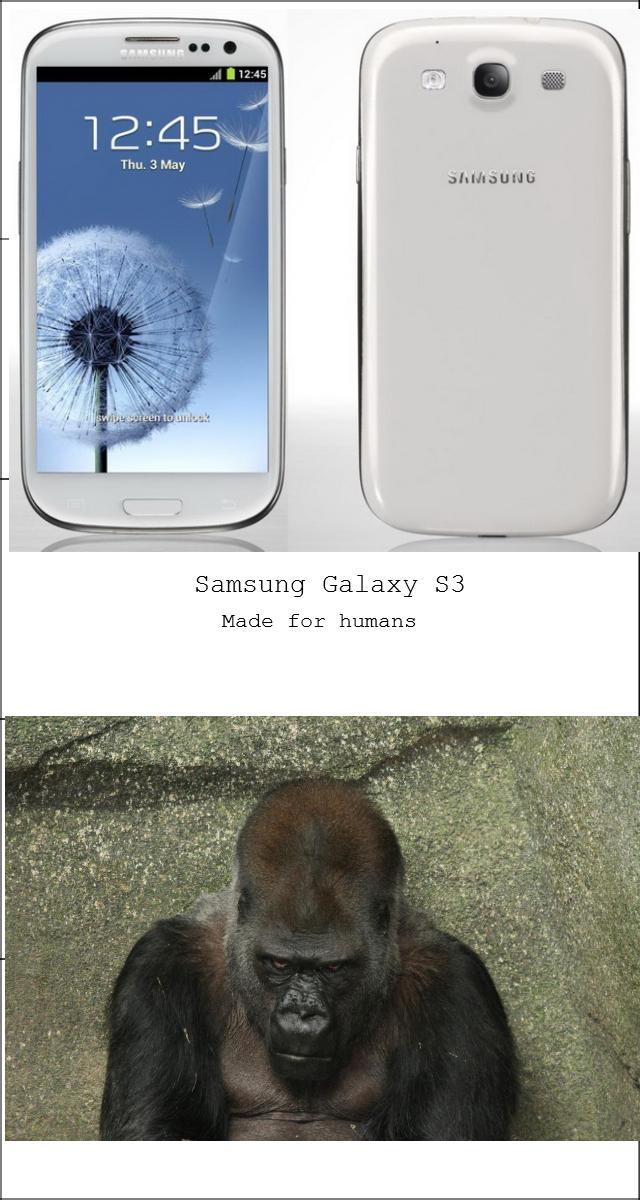 Samsung galaxy. OC . Samsung Galaxy Made for humane