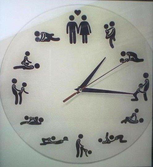 screw time. .