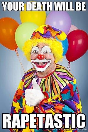 scrodo the clown. . NIH HEM H Wm BE clowns clown