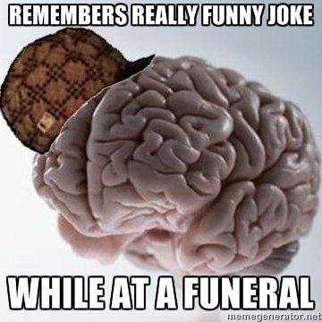 Scumbag brain. Keep scrolling, Douche.. mrm. tarm' mal