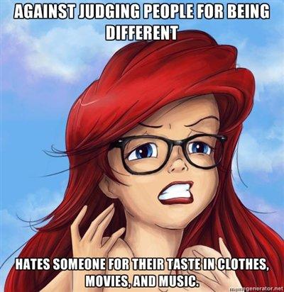 scumbag hipster. oc.. looks better emo or hipster?
