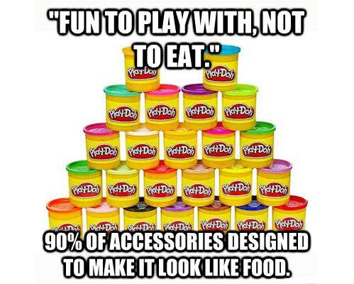 Scumbag Play-Doh. . litl. 11 TI] PLAY W IN, NIH