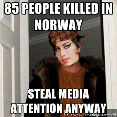 Scumbag Amy Winehouse. . l! alii' Peon: l( llooll lit OJIBWAY STEM MEDIA. this joke is dead...