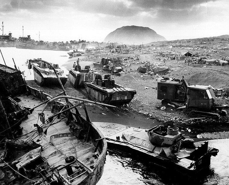 Second World War. .
