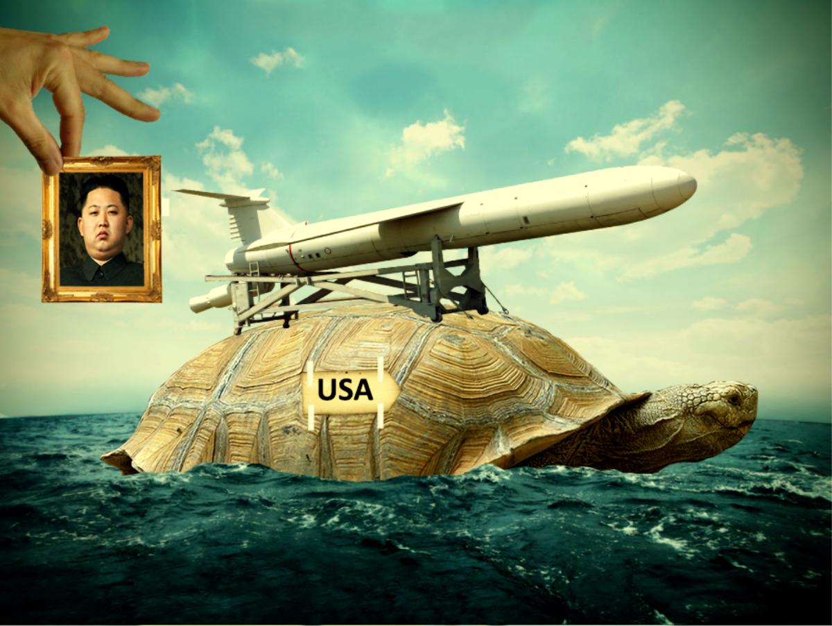 Secret North Korean Attack Plan. .