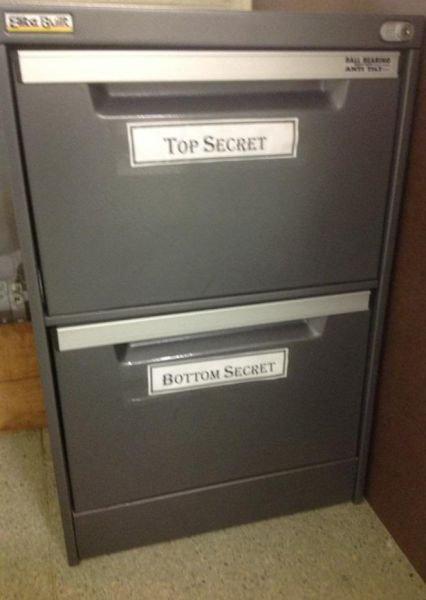 Secrets. files.