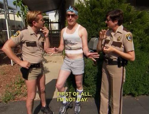 Seems Legit.. Nick Swardson is Hilarious... I love Nick Swardson Gay nick funny renonineoneone screenshot Rollerskater Prostitute TROLOL