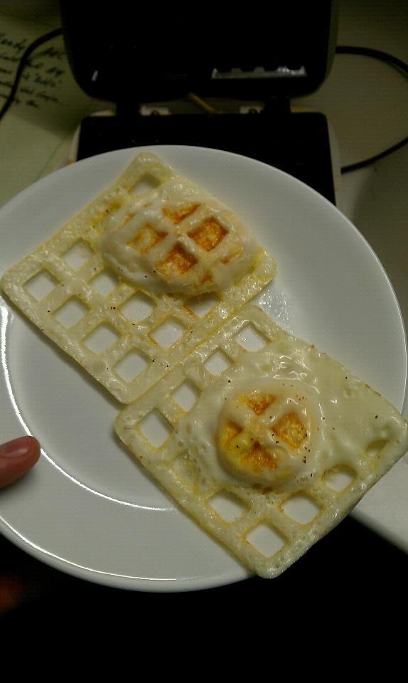 seems legit. weggs.... eggs waffles ega