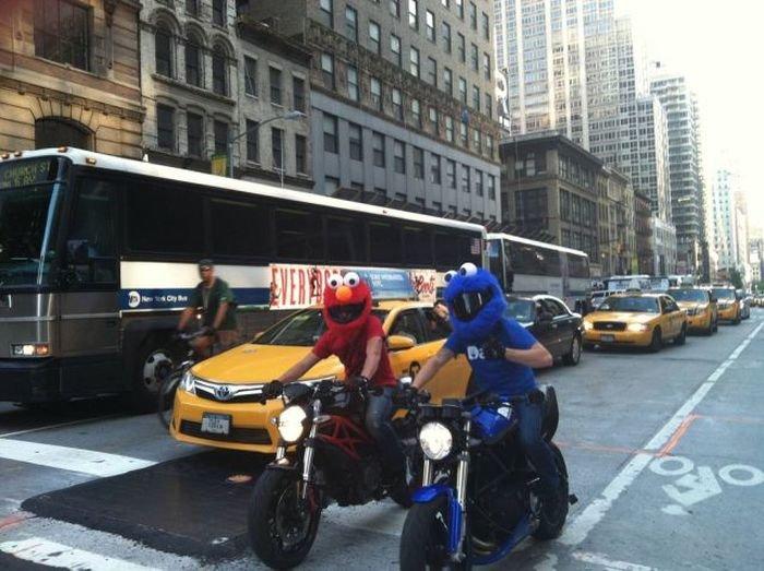 Sesame Street Racing. .