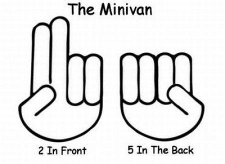 Sex term The Minivan. . The Minivan Back