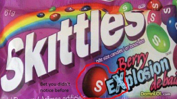 Skittles секс