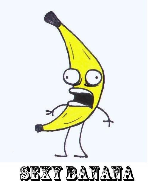 SEXY BANANA. . Banana sexy mmmm yes no Maybe bananatime sirbanana skyrim
