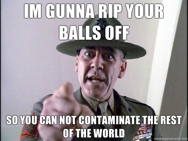 Sgt Hartman. . ttl i Ill I I it I lari) will BAH NIH BEST. yay..... haha
