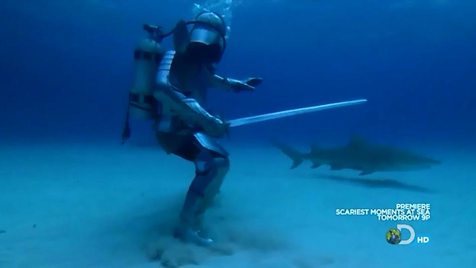 Shark souls. .. Prepare to dive...