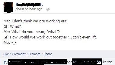 she doesn't lift. www.facebook.com/kenkeniffelz.. MARRY HER....