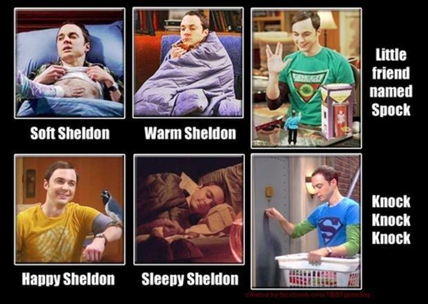 Sheldon Kitty. . Elena! Sheldon
