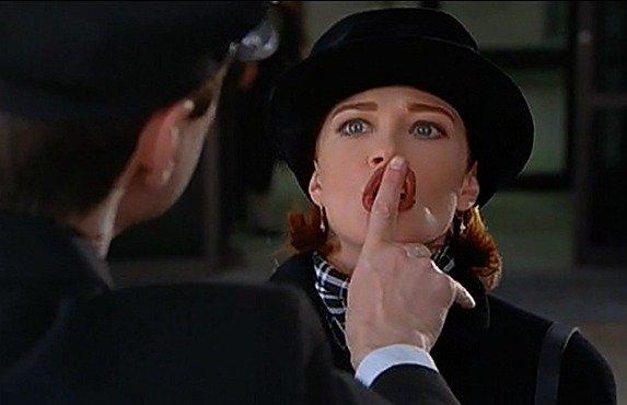 Shhh... Just go.... I pity the fool that don't love Dumb and Dumber!. Dem lips Blowjob oclock