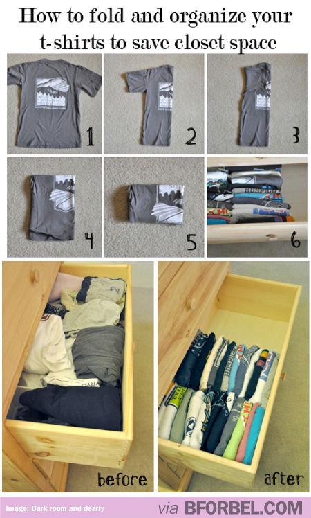 Shirtplacing. . How to fold {Ella organize ilialiali folding shirts bforbel