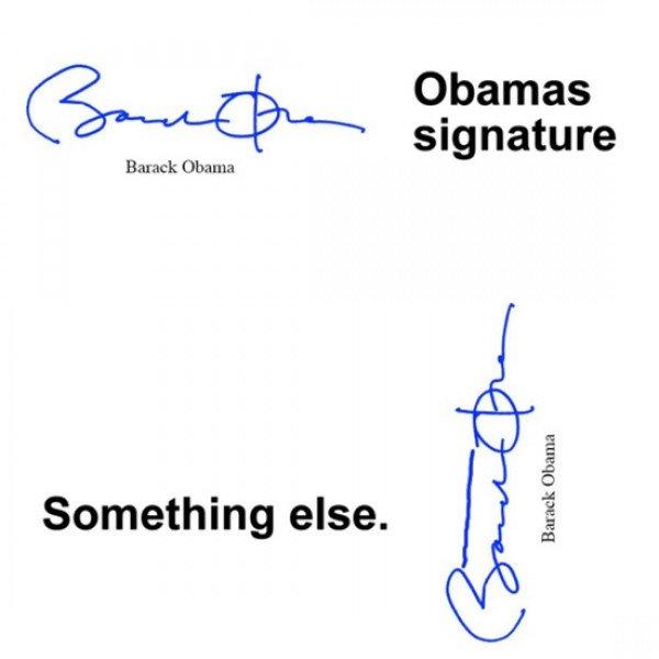 shit brix. . Obamas signature Barack Ghana Bunch Ghana Something else. I. its a penis
