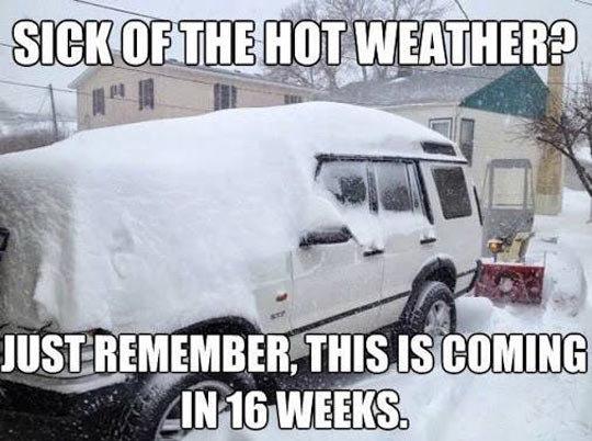 "sick of the hot weather?. . q rlbi, affray( fr' d THISIS [[ l"" Jff. llooll' ilt, W ."