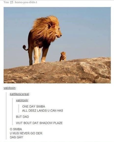"Simba. . mu FL ALL DEE}! LANDS J. CHI HAS BUT DEB EMT . DAT SHADOW FEE G AMBA MUS NEVER GO DER DAR GA?"""