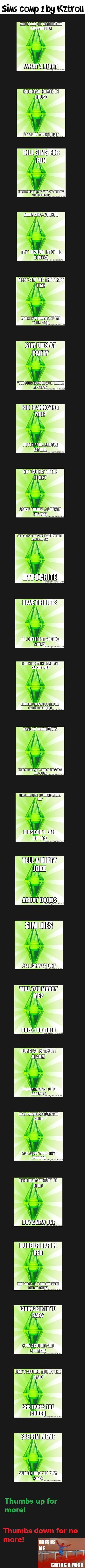 Sims comp 1. . sins co o 1 o Kztroll l' Artil vrt, r, GEES t ] Licit W: MEIER wanna» mists the sims comp kztroll