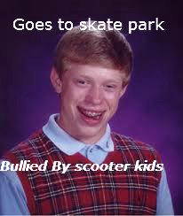 Skate par beat down. .