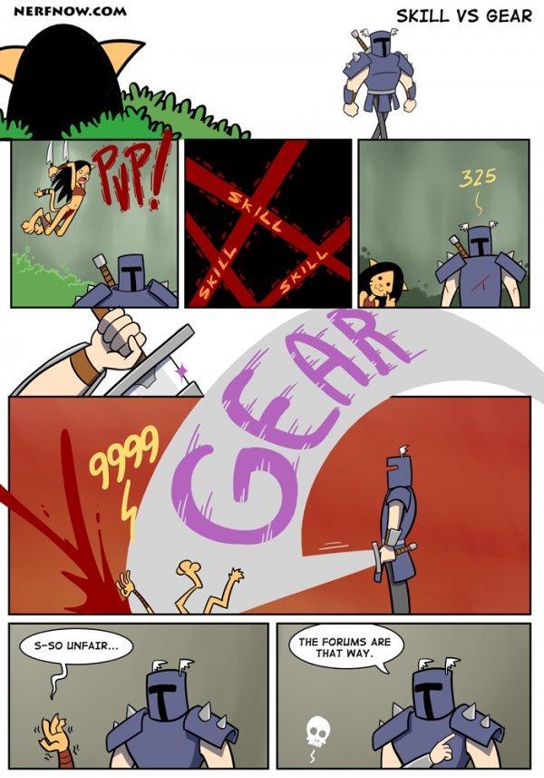 Skillz. pretty much every Diablo III PvP match summarized. SKILL vs BEAR its THE FDR! -HIS APE THAT WEI'. If F. Pyromancy....