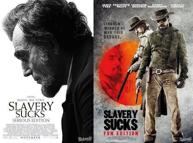 Slavery Sucks. .. Slavery: Extended edition.