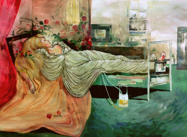 Sleeping Beauty. reality check.. sex for free, yay sleeping beauty