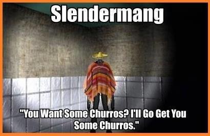 Slendermang. . slendermang fir, '/lrl! l' lolkill ' I' ll an that 'fun. Gimme 20 pesos, gimme 20 pesos.