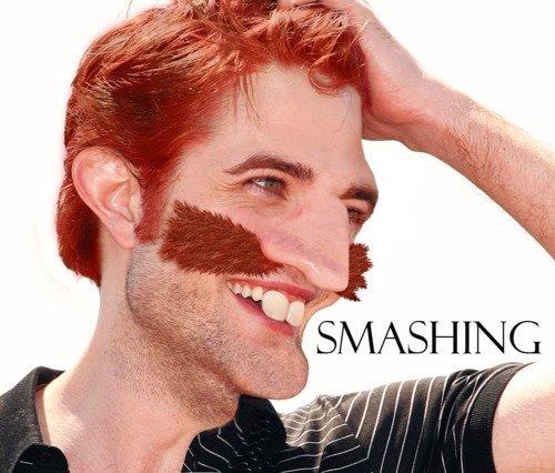 SMASHING. .