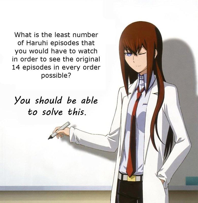 Smug Anime Quizzes
