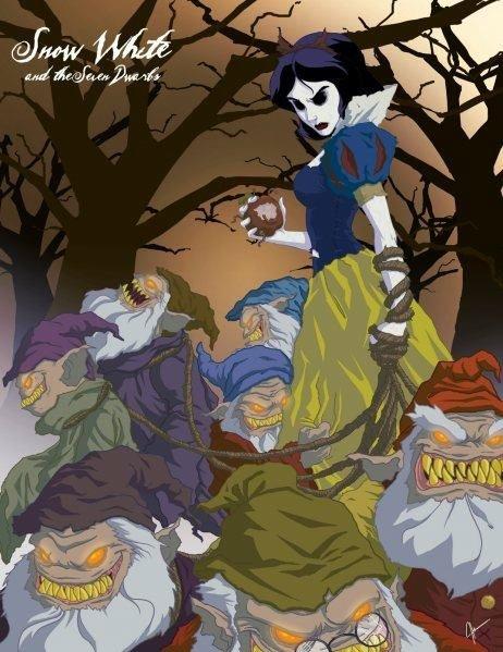 Snow White. . skua's'