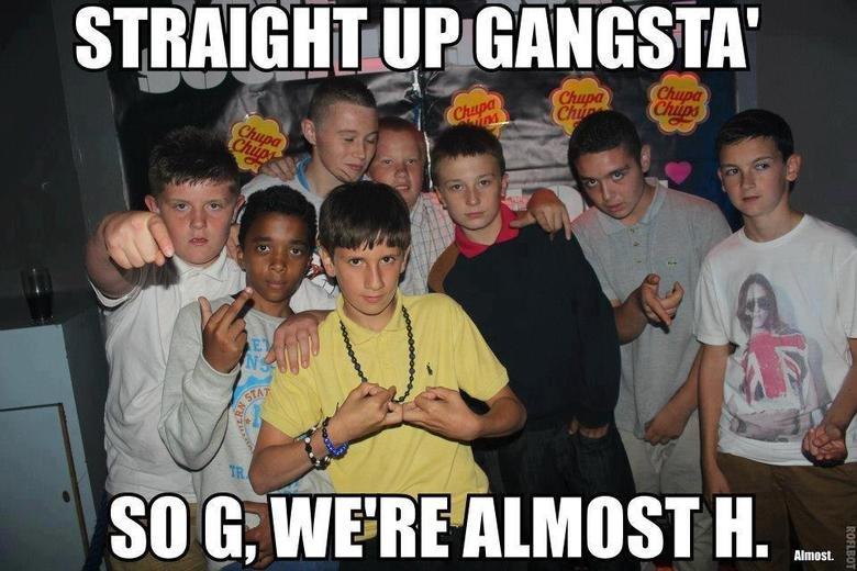 So G. .
