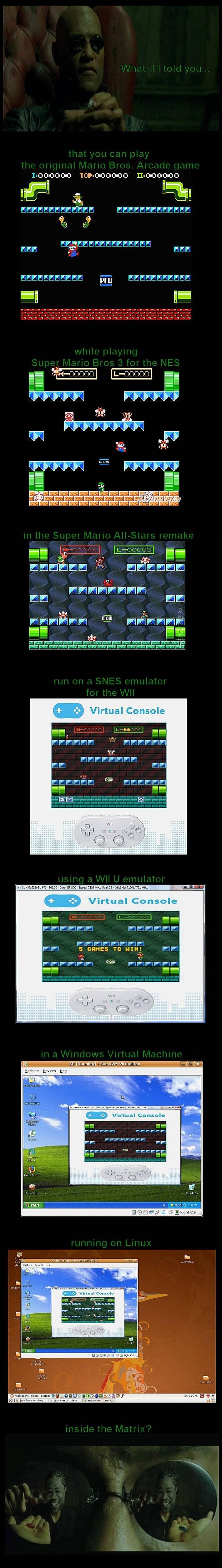 So I Heard that you like Emulators.... . Ett, EEO EEO iei Eiio? mimejr Emulators